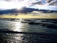 Morze, Jantar