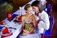wesele w stylu góralskim