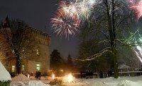 Zamek Kliczków, Sylwester