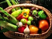 owoce, warzywa, żywność