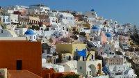 grecja, sanorini