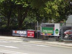 banery reklamowe przy drodze