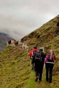 górska wycieczka