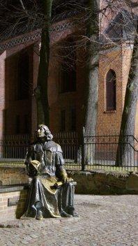 Olsztyn, pomnik