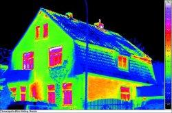 Dom po ociepleniu – straty ciepła są minimalne