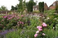 Wiejski ogród