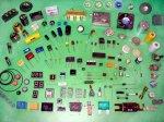 Zestaw części elektronicznych